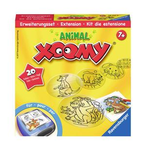 Xoomy uitbreidingsset animals