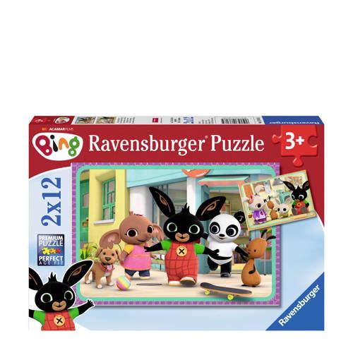 Ravensburger Bing Bunny legpuzzel 12 stukjes