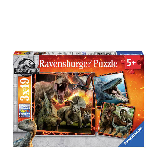 Ravensburger Jurassic World Fallen Kingdom legpuzzel 49 stukjes kopen