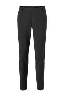 Men Collection slim fit pantalon zwart