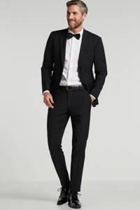 ESPRIT Men Collection slim fit colbert zwart, Zwart