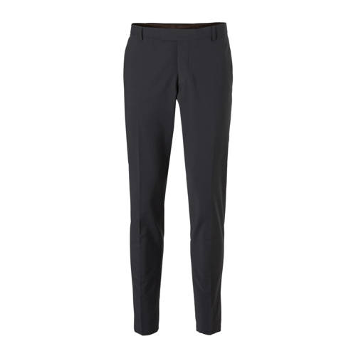 slim fit pantalon marine
