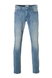 Men Casual slim fit jeans lichtblauw