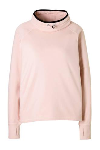 Women Sports sportsweater roze