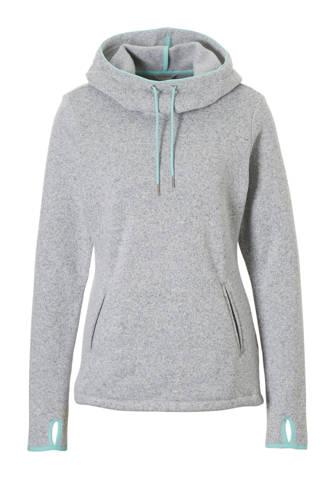 Women Sports sportsweater grijs