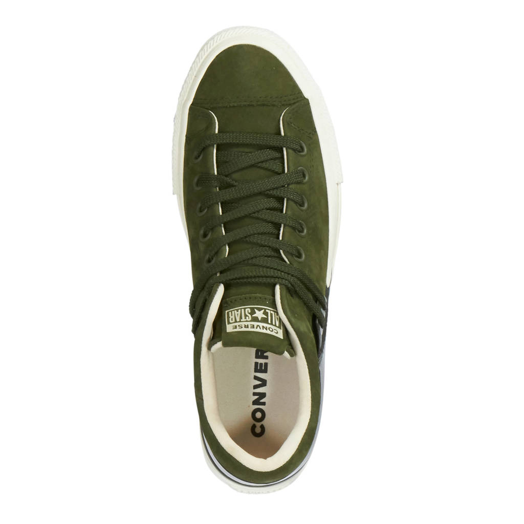 Taylor Star Converse Chuck Kaki All Suede Sneakers ABw5wqtS