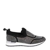 River Island sneakers met strass-steentjes (dames)