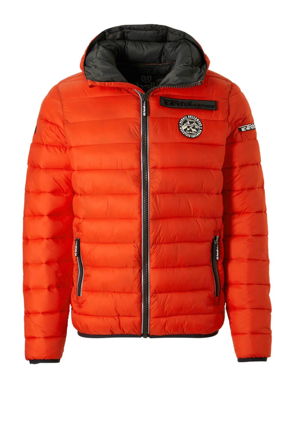 Rehall jack Finn-R oranje, Oranje/donkerblauw