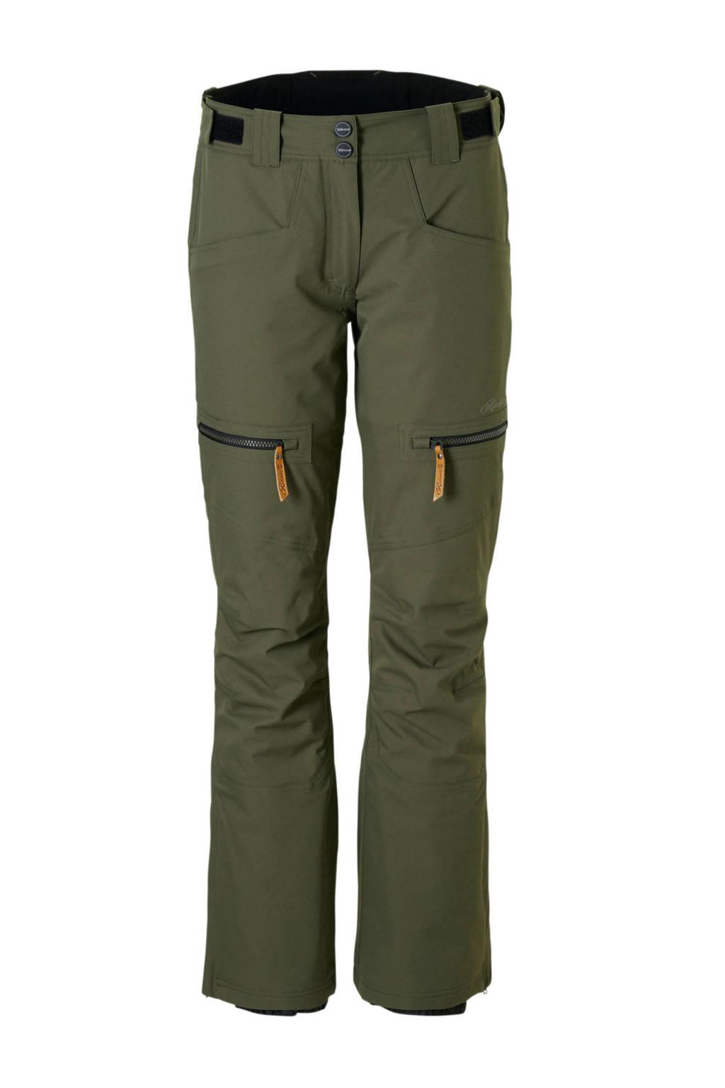 Rehall skibroek Harper-R groen, Donkergroen