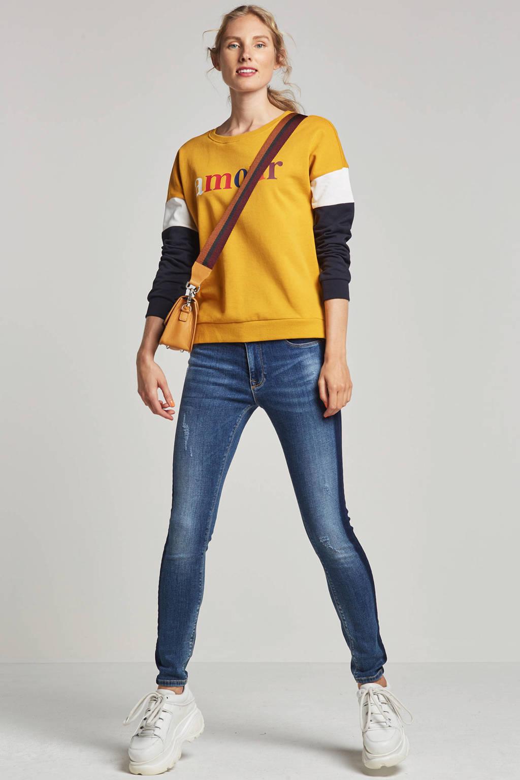 Geisha skinny fit jeans, Denim