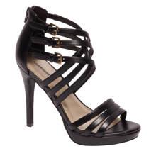 Graceland sandalettes zwart