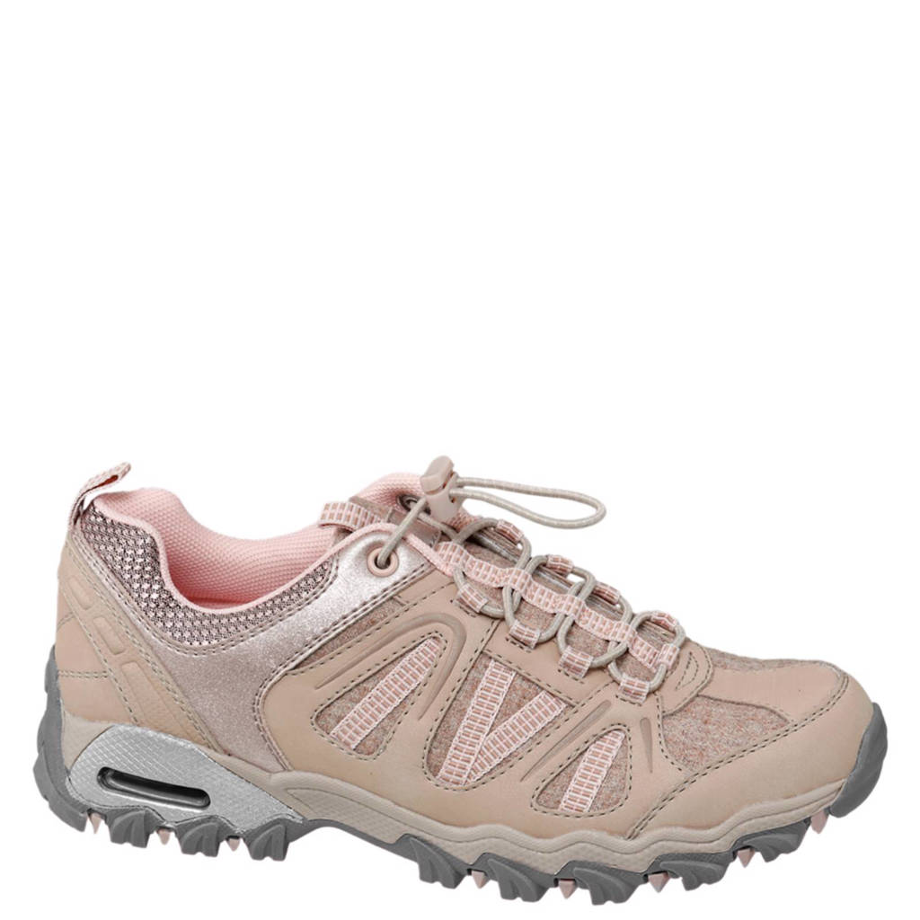 vanHaren Landrover  sneakers beige, Beige