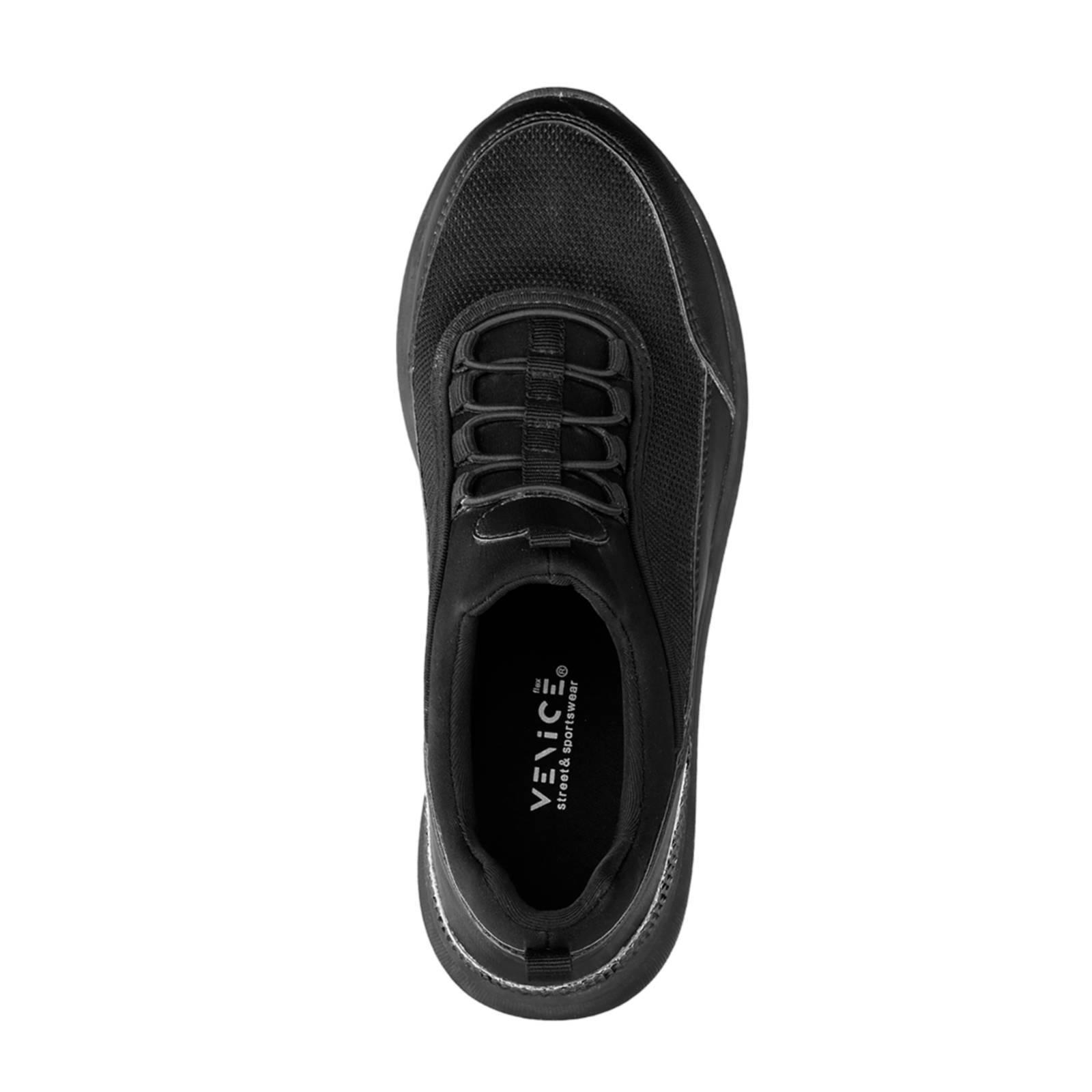 vanHaren Venice sneakers zwart   wehkamp