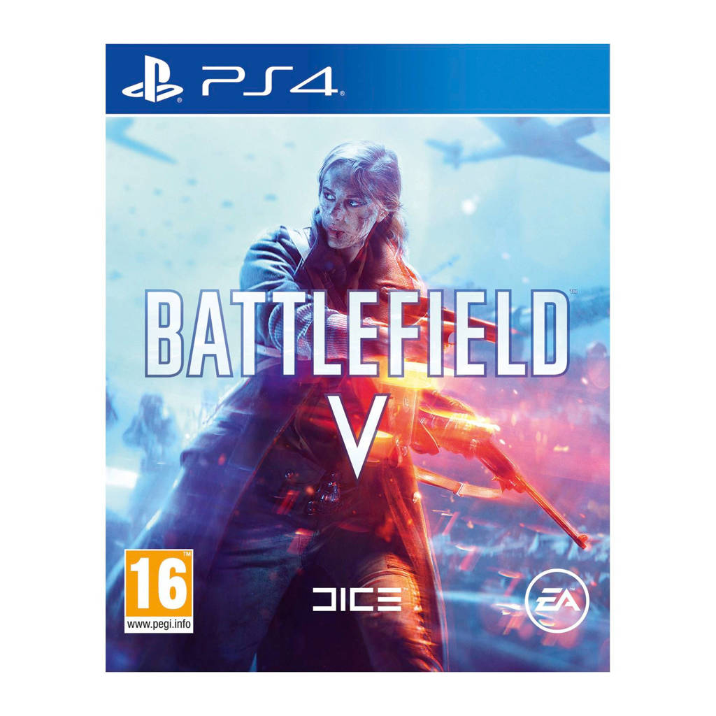 Battlefield V  (PlayStation 4), Sony PlayStation 4