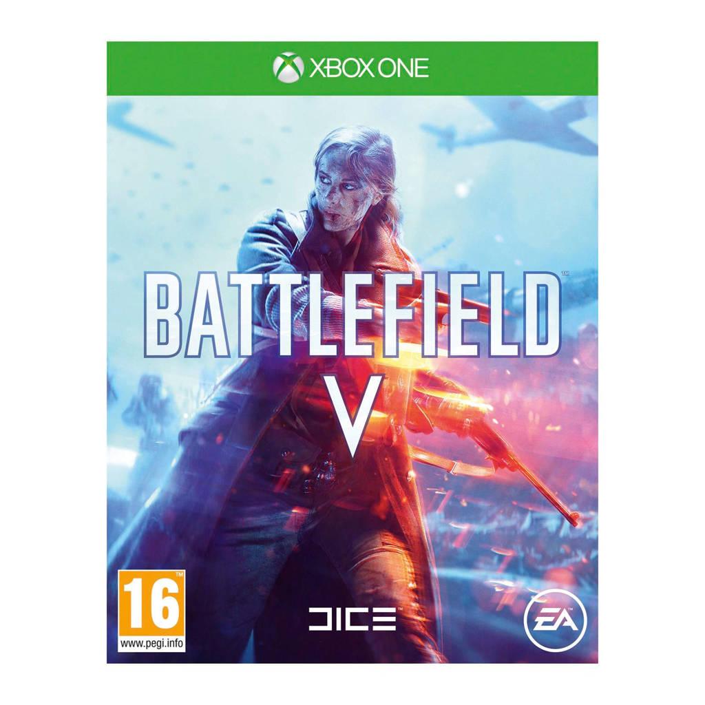 Battlefield V (Xbox One), Microsoft X-Box One