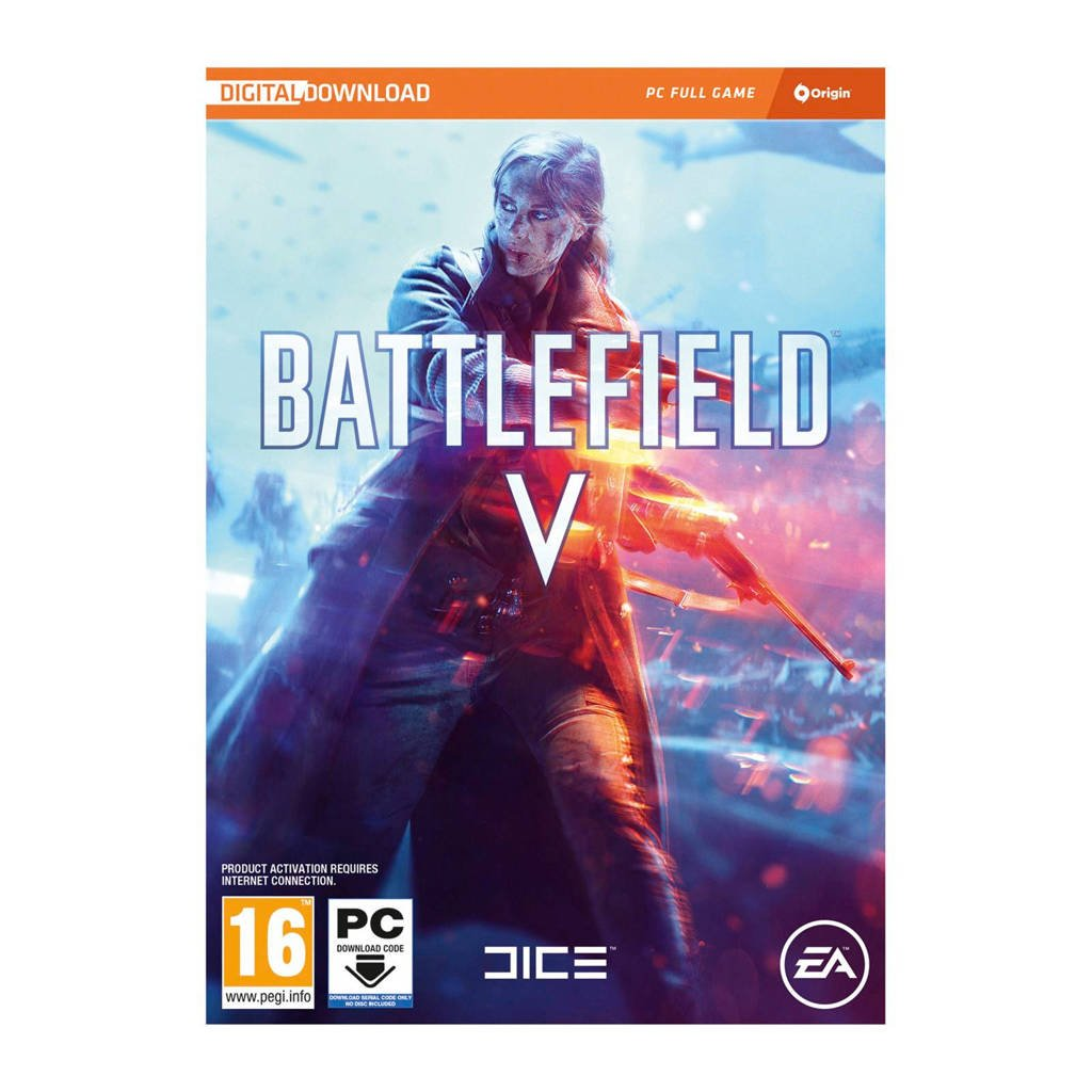Battlefield V (code-in-a-box) (PC)