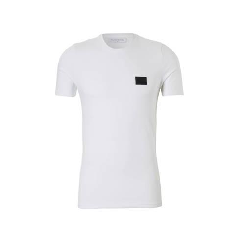 Purewhite Essential U neck kopen