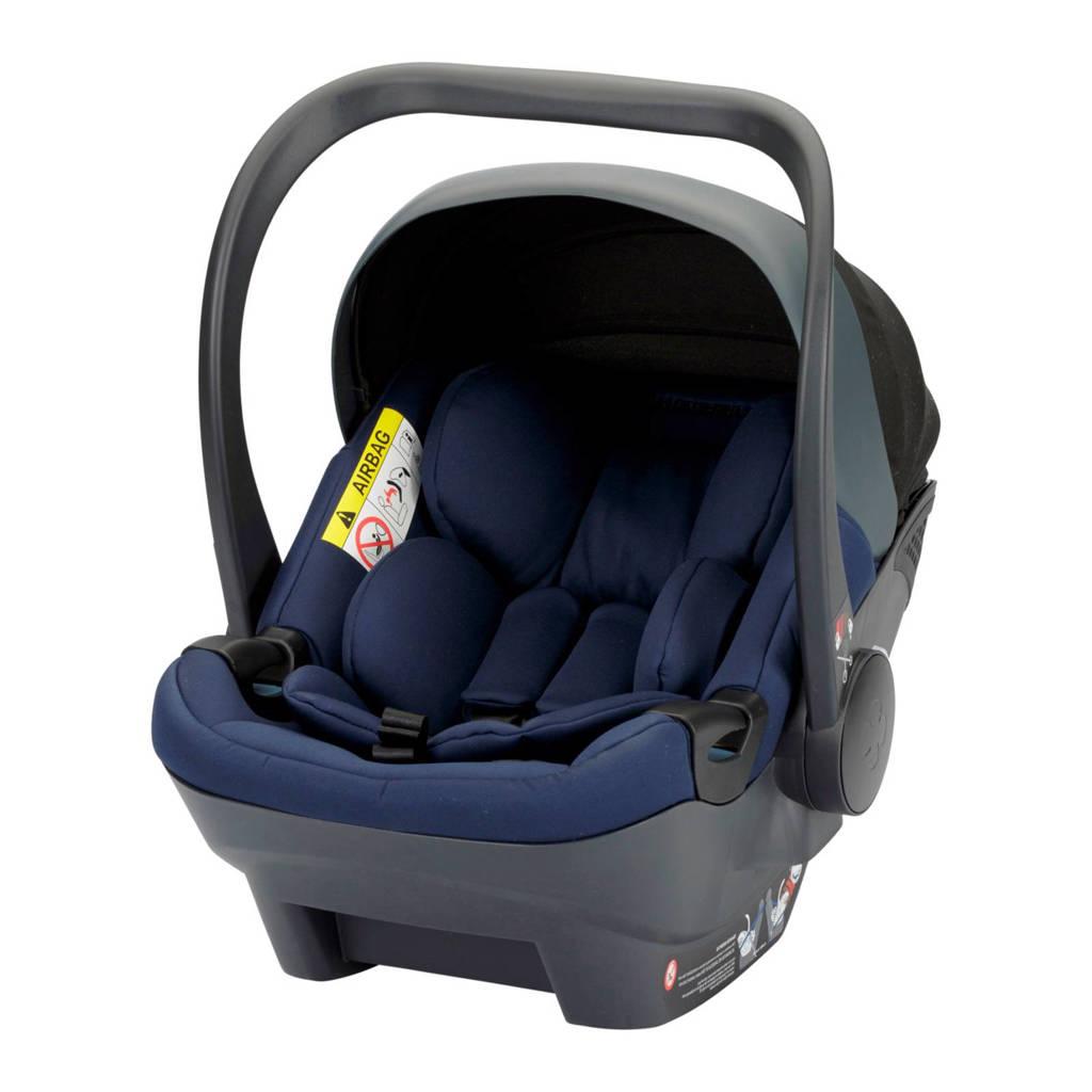 Kidsriver June i-Size autostoel groep 0 navy, Navy