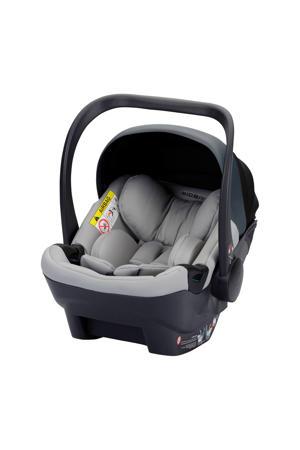 June i-Size autostoel groep 0 grijs