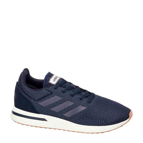 adidas Run 70S sneakers donkerblauw