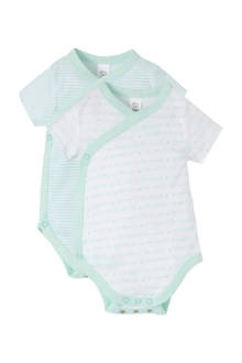 Baby Newborn romper (set van 2)