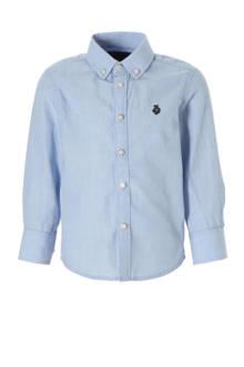 Palomino overhemd lichtblauw