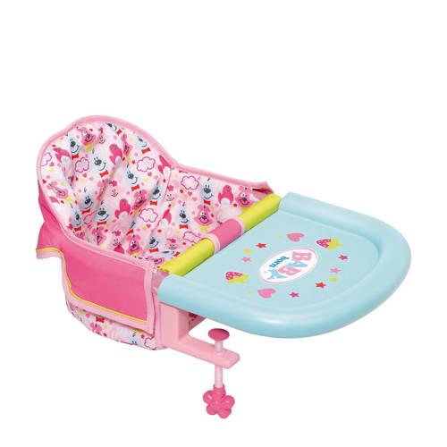 BABY born Babystoel voor aan tafel