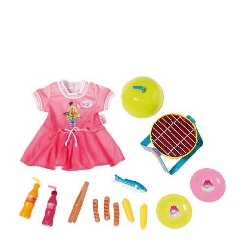 BABY born Play&Fun Barbecueset