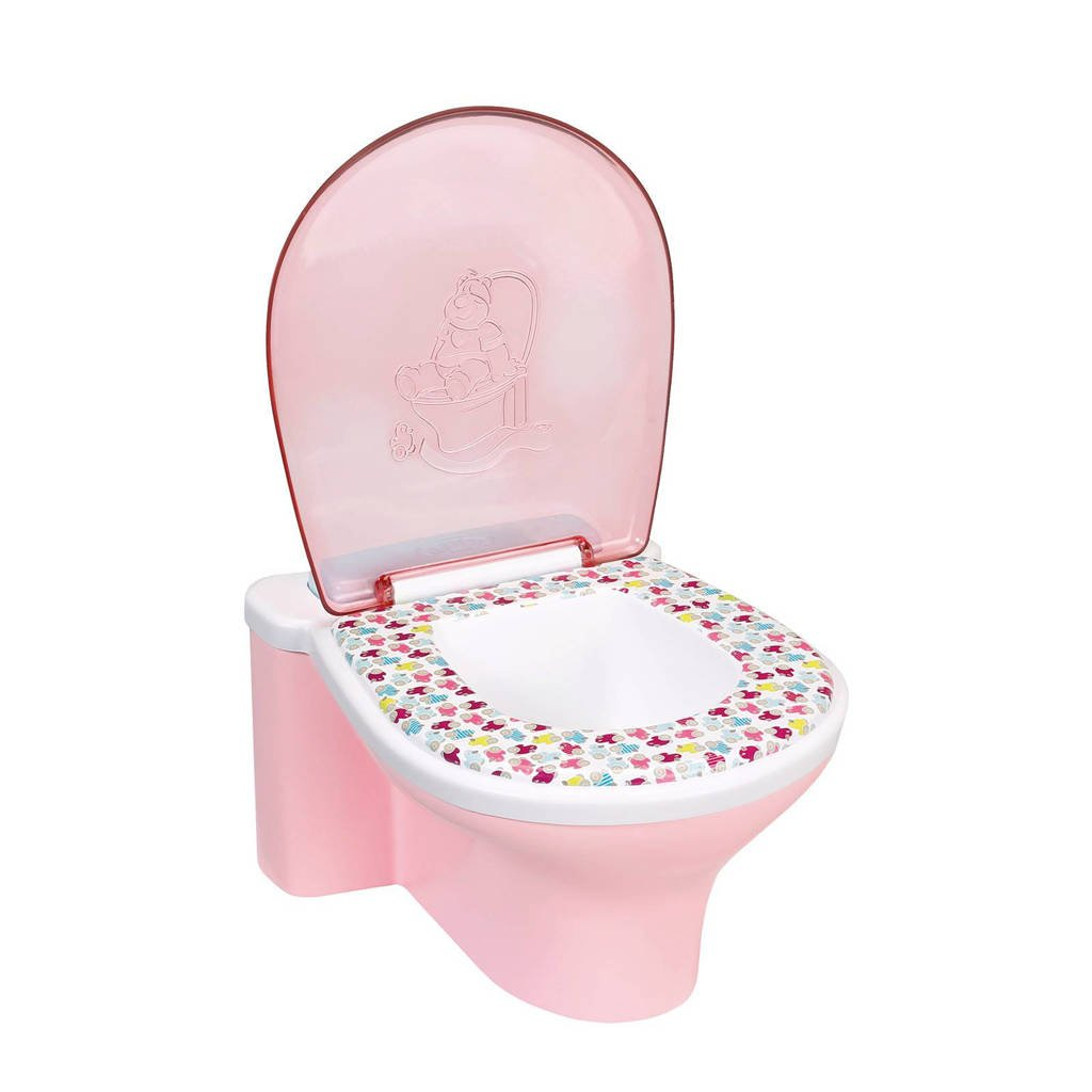 BABY born  Baby Born toilet