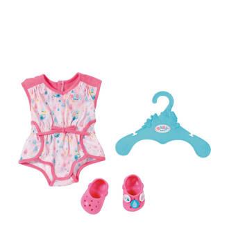 Baby Born pyjamas met schoenen