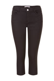 Miss Etam Regulier capri jeans zwart (dames)