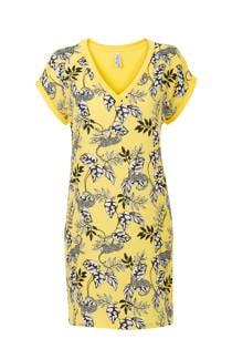 Miss Etam Lang tuniek geel