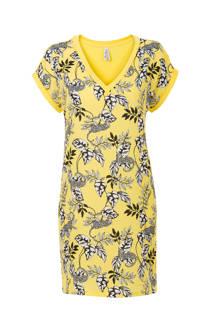 Miss Etam Lang tuniek geel (dames)