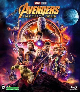 Avengers - Infinity war (Blu-ray)
