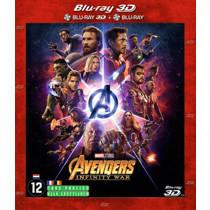 Avengers - Infinity war (3D) (Blu-ray)