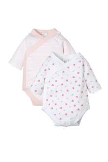 Baby Newborn newborn romper - set van 2