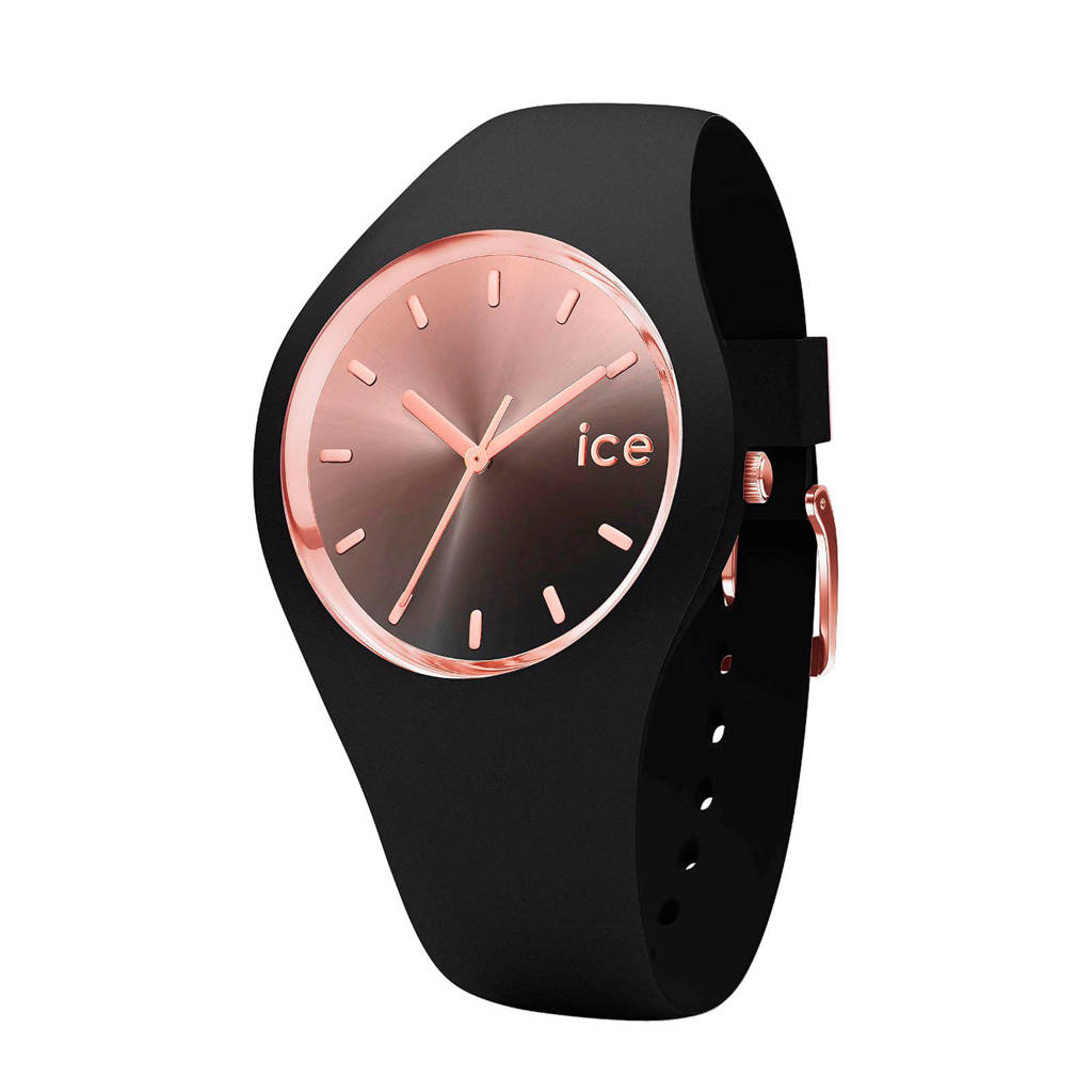 Ice-Watch Ice-Watch Sunset Black horloge - IW015748, Zwart