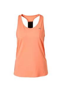 Only Play sporttop neon oranje (dames)