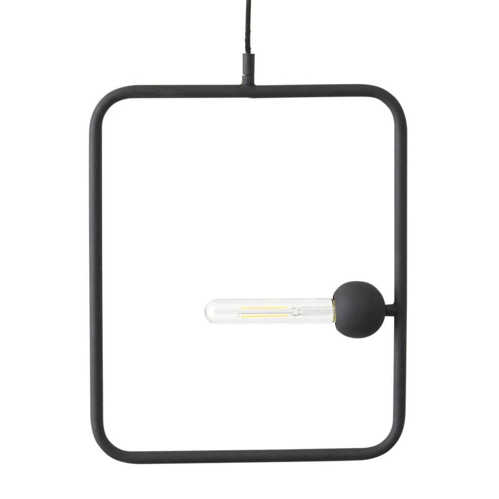 whkmp's own hanglamp, Zwart