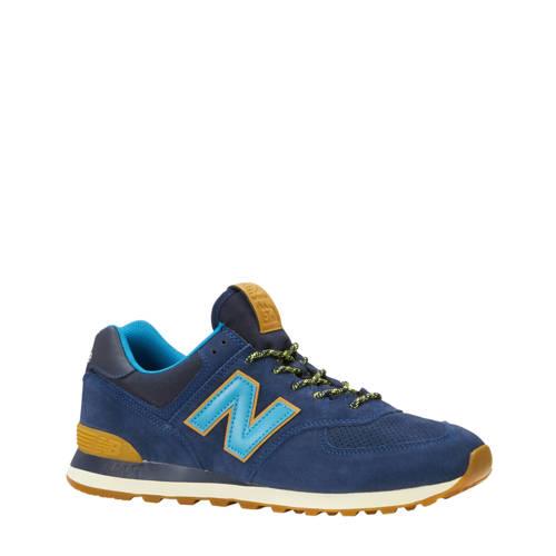 574 sneakers blauw-aqua