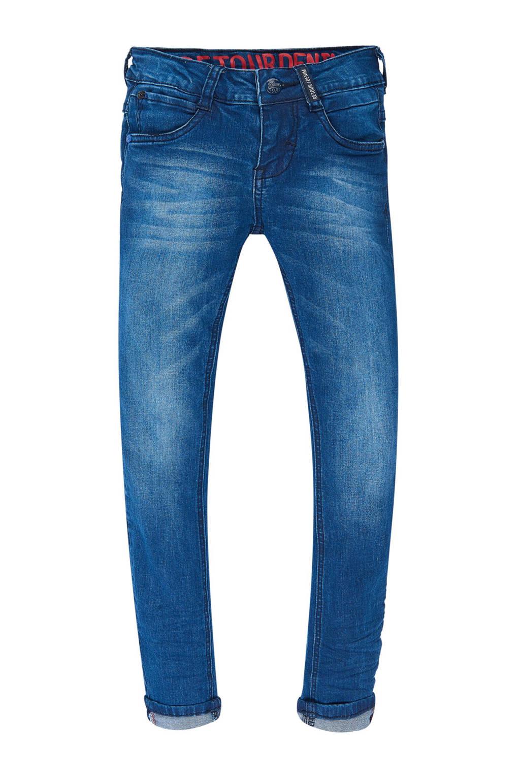 Retour Denim skinny jeans Tobias blauw, Blauw