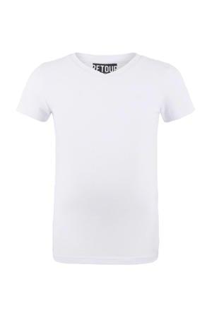 T-shirt Sean wit