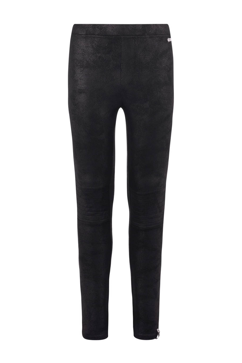 Retour Denim coated legging Karli zwart, Zwart