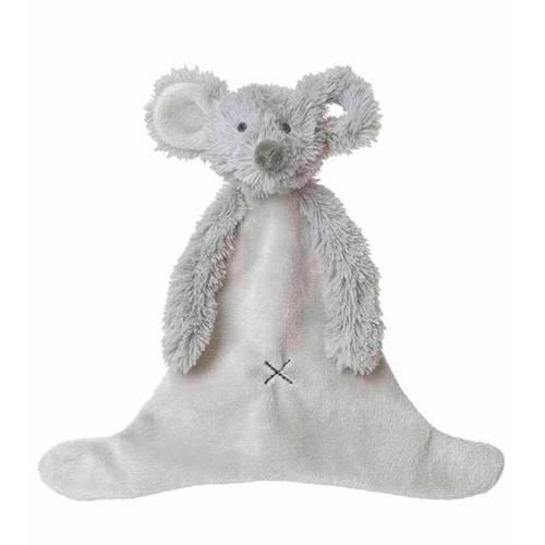 Happy Horse muisje Mindy knuffeldoekje - alleen verkrijgbaar i.c.m. actie