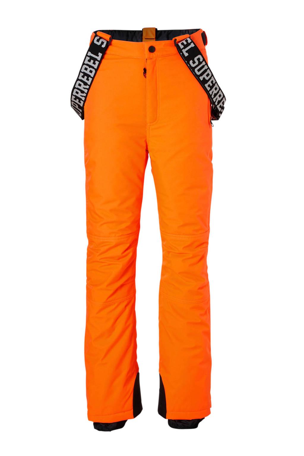 Superrebel skibroek oranje, Oranje