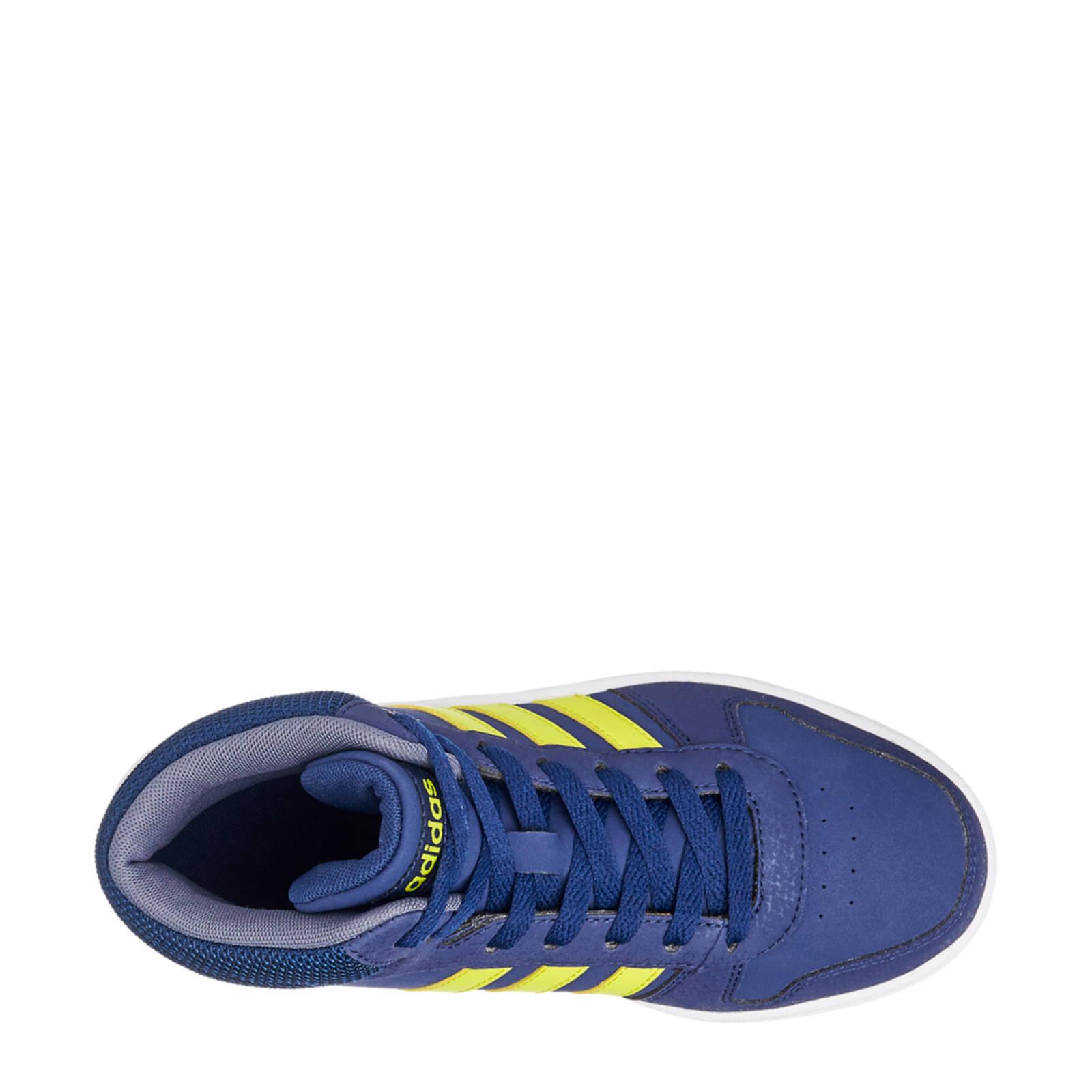 adidas Hoops Mid 2.0 hoge sneakers bruin   wehkamp