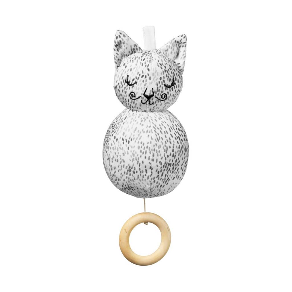 Elodie Details Dots of Fauna muziekdoosje kitty