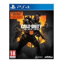 Call of Duty: Black Ops 4 Specialist edition (PlayStation 4)