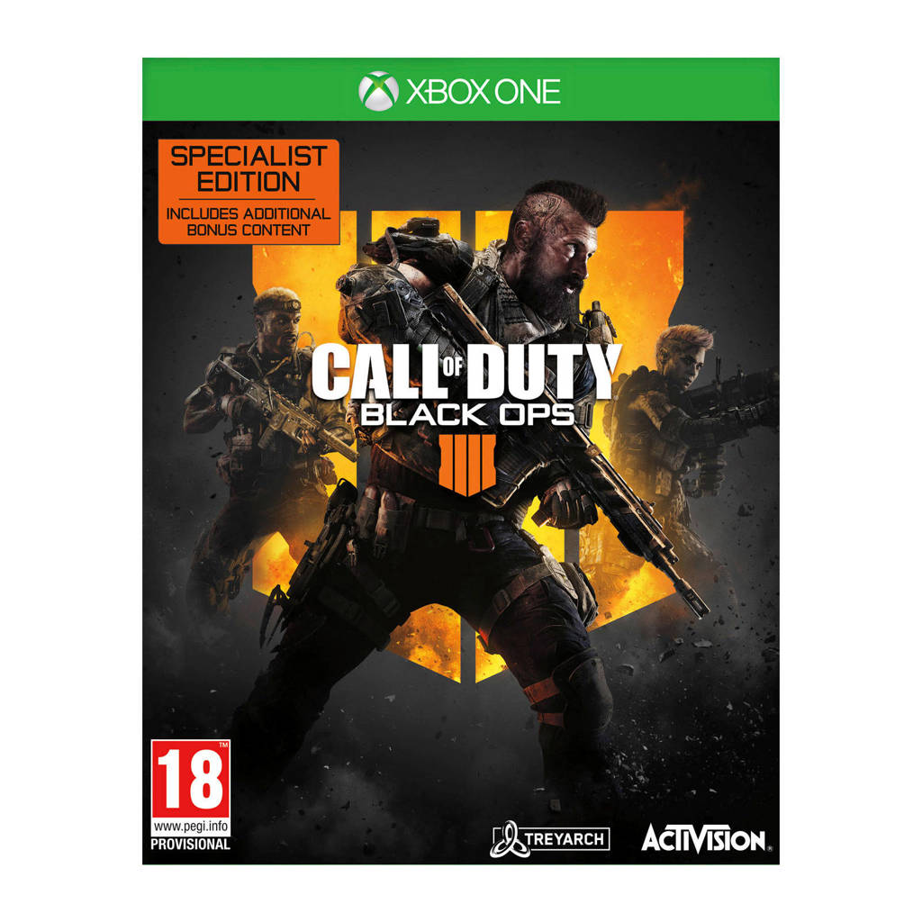 Call of Duty: Black Ops 4 Specialist editon (Xbox One)