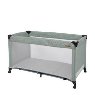 campingbed mintgroen